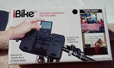 i bike MP3 Speaker System NEW SEALED IN PACKAGE