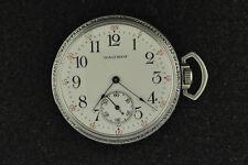 Watch Grade 220 From 1904 Vintage 12S Waltham Sidewinder Pocket