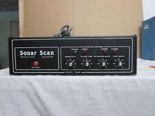 Sonar Scan - Passive Sound Triggered Alarm System Model 1000A - TESTED (5784)