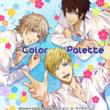 3 MAJESTY-COLOR PALETTE-JAPAN CD Ltd/Ed G88