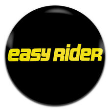 Easy Rider Classic Movie Motorcycle Biker 25mm / 1 Inch D Pin Button Badge