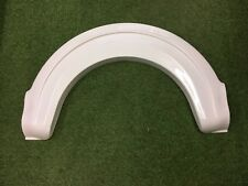 Caravan/Motorhome-Single wheel spat/arch for Autocruise, brand new, white finish