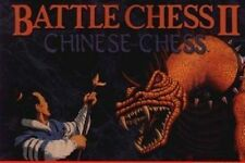 Battle Chess II Chinese Chess  experience the mortal combat thrill of chess  NEW