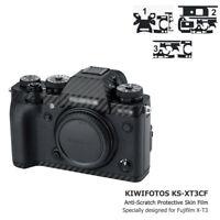 Anti-Scratch 3M Camera Body Skin Sticker Film Cover Protector for Fujifilm X-T3