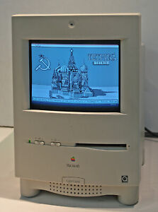 Upgraded Vintage Apple Macintosh M1600 Color Classic Computer -- TESTED!