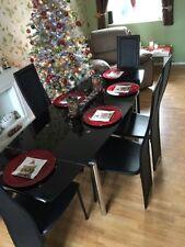 Harveys Rectangular Table & Chair Sets with Extending