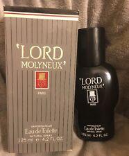 Lord Molyneaux 4.2 oz Eau de Toilette Spray NIB