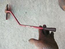 Farmall International 656 Rc tractor Ihc Ih hydraulic control lever arm