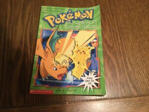 Thundershock in Pummelo Stadium (Pokemon Chapter Book), West, Tracey 0439993830