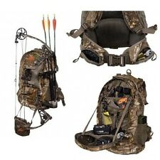 Tactical Hunting Backpack Bag Bow Outdoor Camo Military Rifle Archery Hiking New