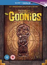 The Goonies - 30th Anniversary [1985] (Blu-ray) Sean Astin, Josh Brolin