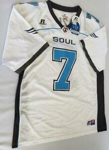 = Russell Athletic Team Issue Graziani Jersey Size Large Philadelphia Soul