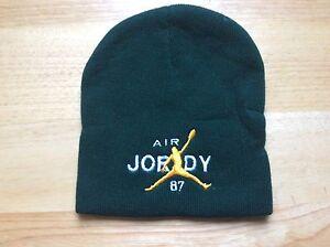 Jordy Nelson #87 AIR JORDY Green Beanie Hat