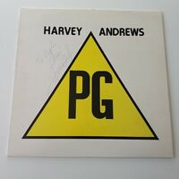 Harvey Andrews - PG Vinyl Album LP 1987 Signed VG+/EX+