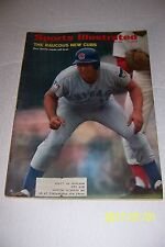 1969 Sports Illustrated CHICAGO CUBS Ron SANTO The Raucous New Cubs LEO DUROCHER