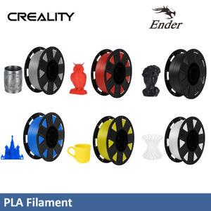 Creality 3D Printer Filament 1Kg 1.75mm PLA For Creality Ender 3/ 3 Pro L8N9