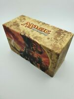EMPTY Magic the Gathering MTG BORN OF THE GODS 500ct Deck Box from Fat Pack