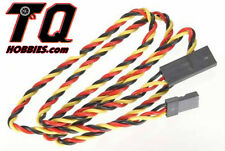 "Hitec 54610S Heavy Gauge Twisted Wire Aileron Extension 12""Fast ship + tracking"