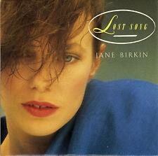 JANE BIRKIN LOST SONG / LEUR PLAISIR SANS MOI (GAINSBOURG) FRENCH 45 SINGLE