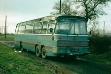 VHT 911H Abbey Coachways, Selby ex Wessex, Bristol 6x4 Quality Bus Photo