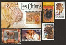 Dogue De Bordeaux * Int'l Dog Postage Stamp Art Collection*Unique Gift Idea *