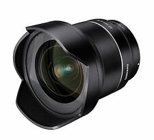 Samyang Vollformat Objektiv AF 14 mm F2.8 f Sony FE E-Mount A7 A7R A7S II ! 14mm