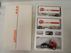 Winross Red Owl Doubles 1985 Food Expo MIB White 9000 Cab MIB