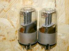 2x 6n9s / 6sl7/ 1579 tubes MELZ metal base, NOS