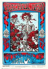 THE GRATEFUL DEAD POSTER 1966 AVALON BALLROOM A3 ART PRINT PHOTO POSTER AMK3159