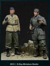 1/35 Scale Resin kit WW2 German Fallschirmjagers