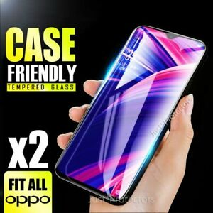 2X For Oppo R15 Pro Oppo R17 Pro Tempered Glass LCD Screen Protector Film Guard