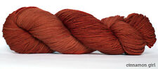 Dream In Color Yarn It's Native Lace Weight Mohair/Merino ~ Cinnamon Girl