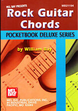 Deluxe Pocket Book-Rock Guitar Chords