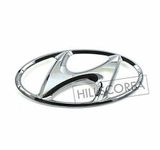 HYUNDAI GETZ CLICK 2002-2011 Genuine OEM Front Grille H Logo Emblem