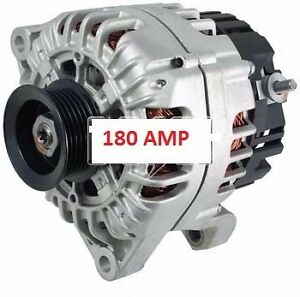 NEW SATURN L SERIES ALTERNATOR 120 AMP