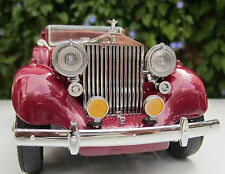 1 Rolls Royce Built 1930 Vintage 25 Antique 24 Classic Car 12 Metal 18 Model 8