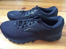 NEW Brooks Adrenaline GTS 19 Men's Running Shoes - Black - Sz 9 Wide 2E
