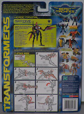 Hasbro Transformers Beast Machines SKYDIVE dinosaur pterodactyl Action Figure