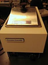 PRECISION SCIENTIFIC MODEL 182  WATER BATH  5.5 LITER # 66643