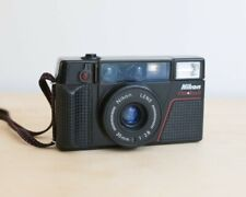 Nikon L35AF2 35mm Point and Shoot Film Camera - Tested
