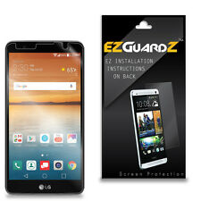 4X EZguardz NEW Screen Protector Cover HD 4X For LG Stylo 2V