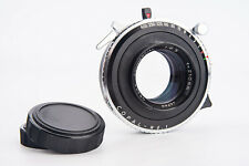 Osaka Commercial 210mm f/6.3 Large Format Lens in Copal No 1 Shutter w Caps V17