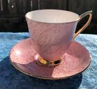 Royal Albert Gossamer Pink Tea Cup and Saucer, England