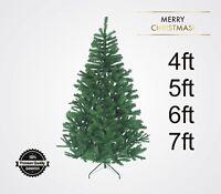 Christmas Xmas Tree Hausen Traditional Green Indoor Artificial Decoration Tree