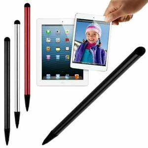 2-in-1 Capacitive Pen Touch Screen Stylus Pencil for Tablet Cellphone Samsung PC