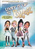 Livin' It Up! With The Bratz New Dvd