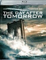 The Day After Tomorrow  Dennis Quaid    Sci-Fi   New Blu-Ray + Digital