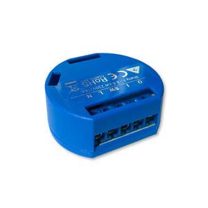 Shelly 1  Wi-Fi WLAN  Smart WiFi Relais Switch, Schaltaktor für 16A