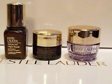 Lot 3 Estee Lauder Advanced Night Repair Face + Eye & Advanced Time Zone Eye Crm