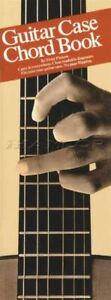 Guitar Case Chord Book by Peter Pickow Moveable Chords SAME DAY DISPATCH
